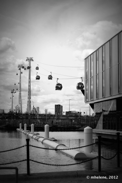 Cable cars, Greenwich